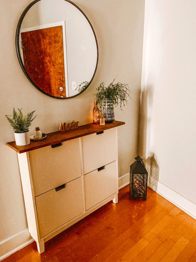 IKEA Shoe Cabinet DIY
