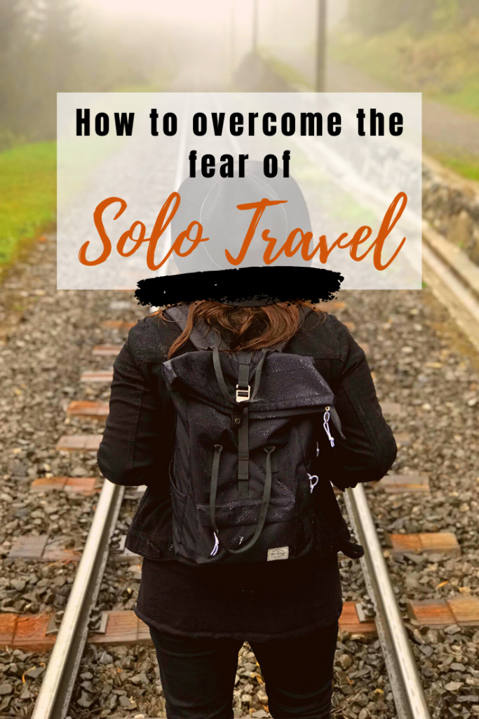 How to overcome the fear of solo travel