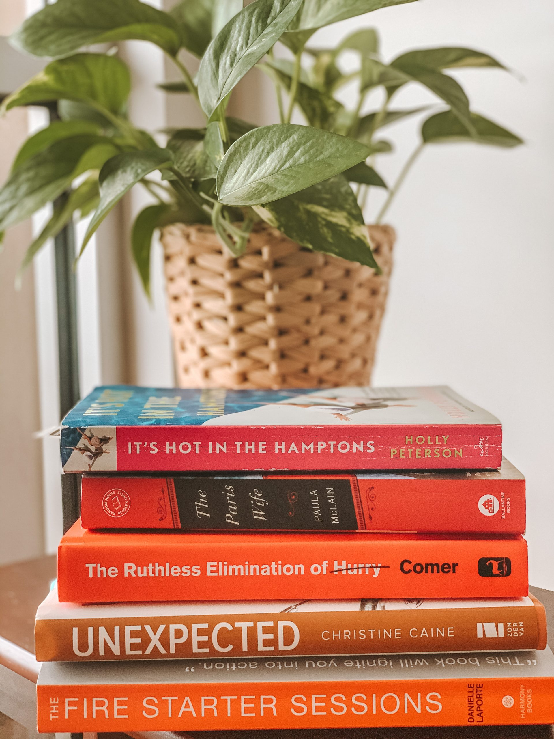 5 Books to Read during Covid 19