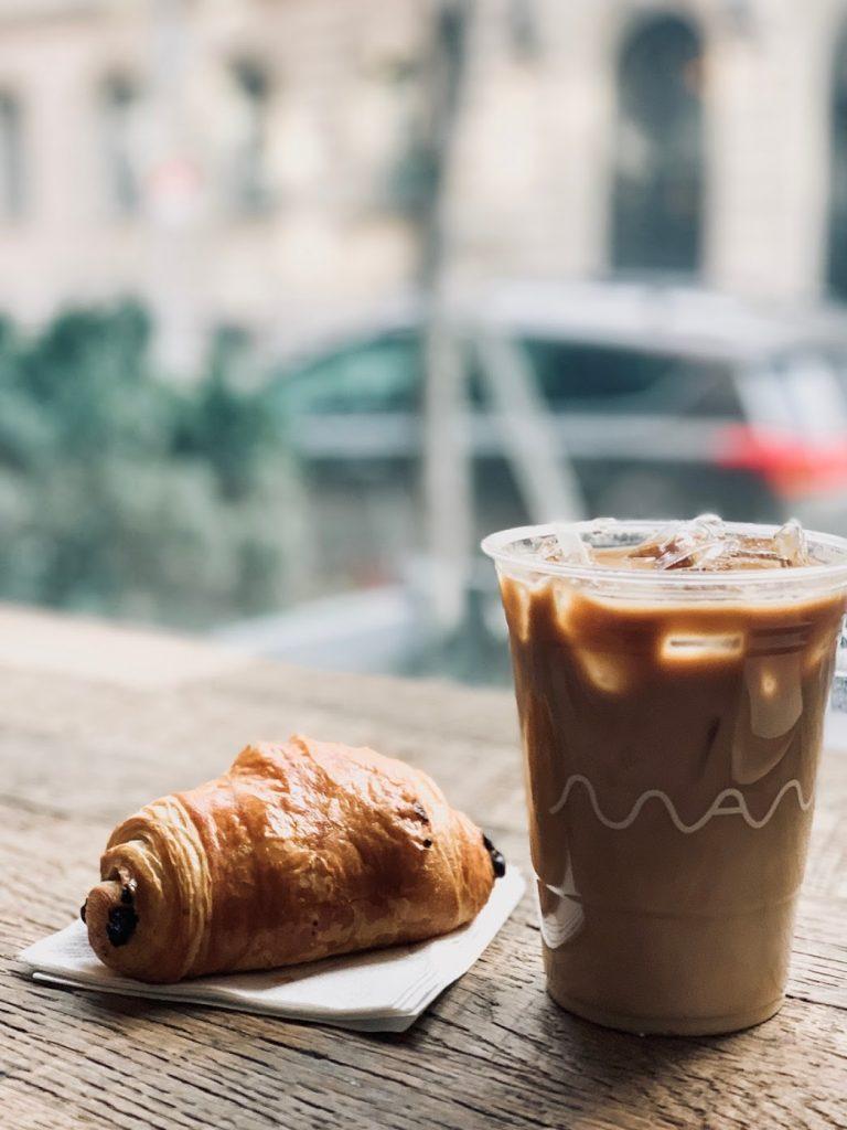 Maman Coffee Shop NYC