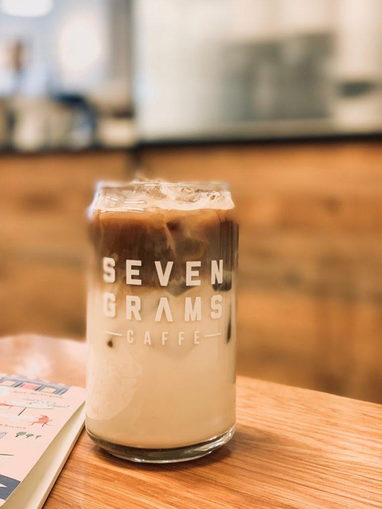 Seven Grams Coffee Shop NYC
